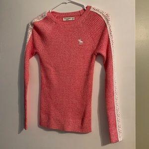 NWT Abercrombie kids sweater!